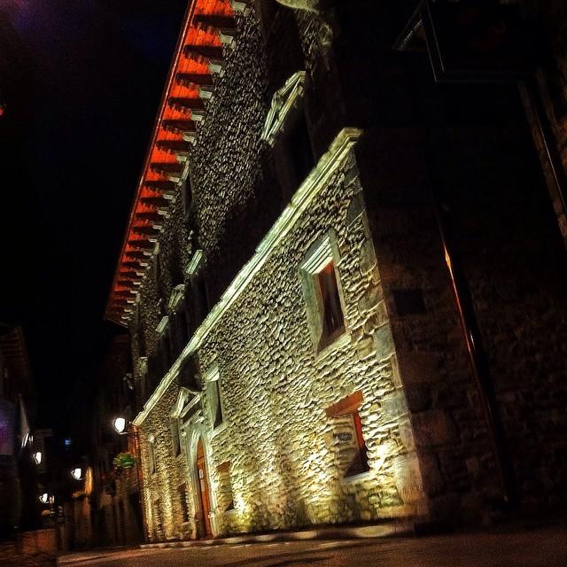 Palacio Condes de Ribagorza, Benasque.