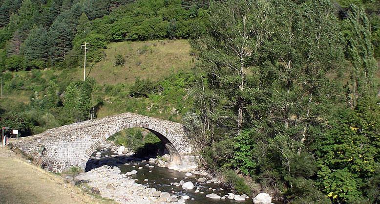 Pon Nou. Paso del Camino de Santiago por Canfranc. Foto de Canfranc.es