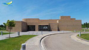 El Centro de Arte y Naturaleza CDAN, en Huesca