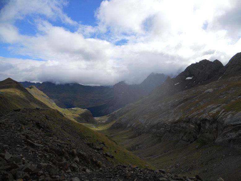 Pouey d'Aspé. Proximidades del Col de Tentes