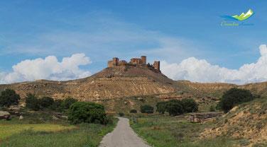 El Castillo de Montearagón Huesca