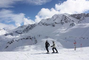 Huesca y la nieve