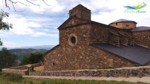 El RealMonasterio de San Victorián