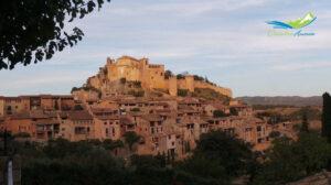 Alquézar, preciosa villa de origen medieval en Huesca