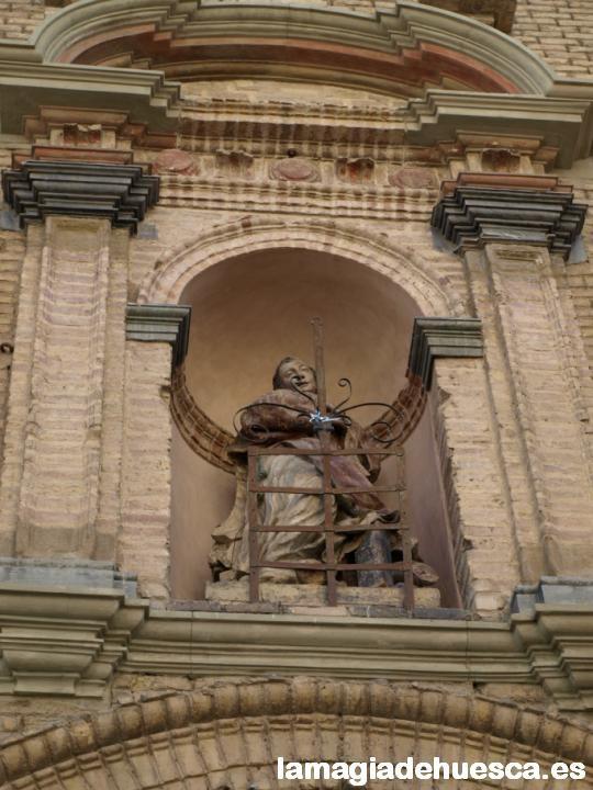 San Loreno. Fachada Basílica de San Lorenzo.