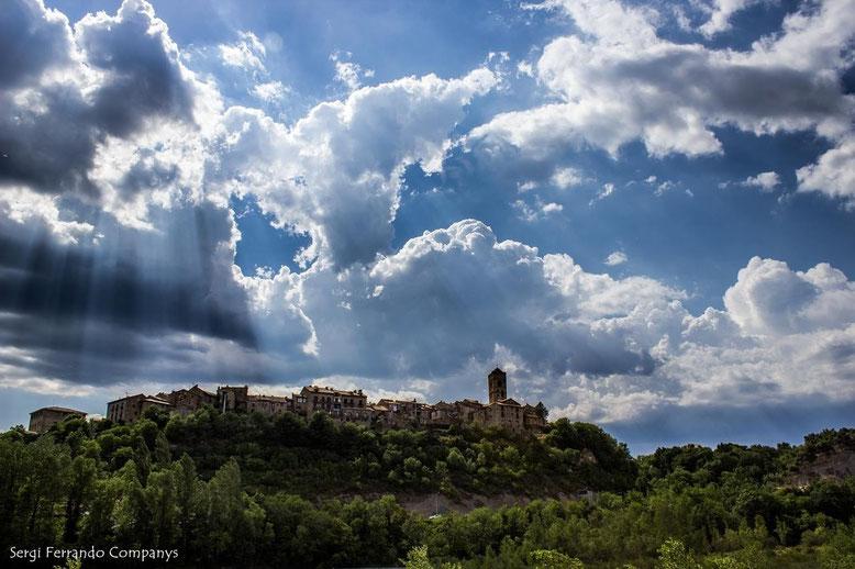 Aínsa, Huesca.