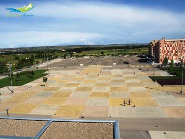 Palacio congresos de Huesca