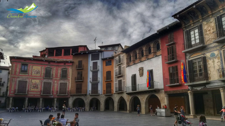 Plaza Mayor Graus