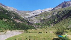 Ruta a los llanos y cascada de La Larri