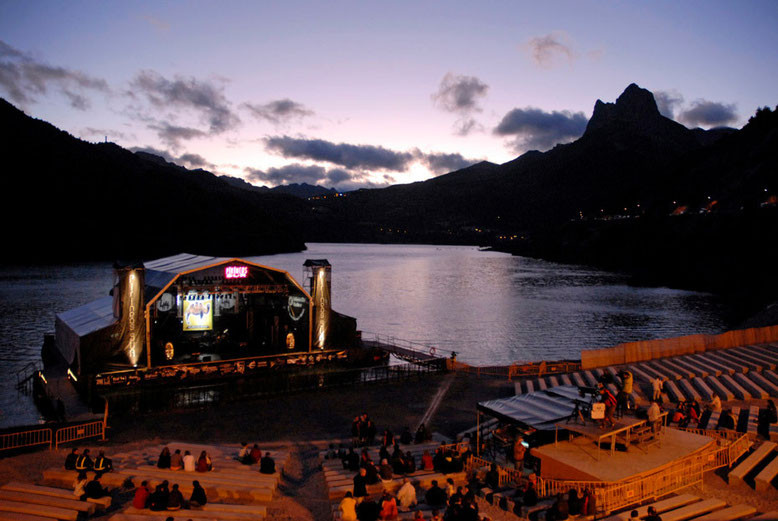 Festival Pirineos Sur.