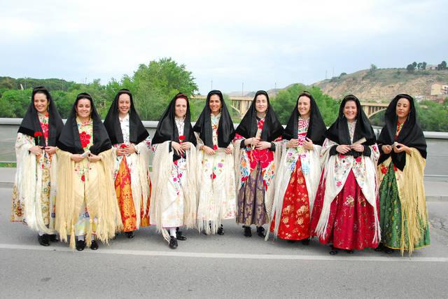 Día de la Faldeta, en Fraga.