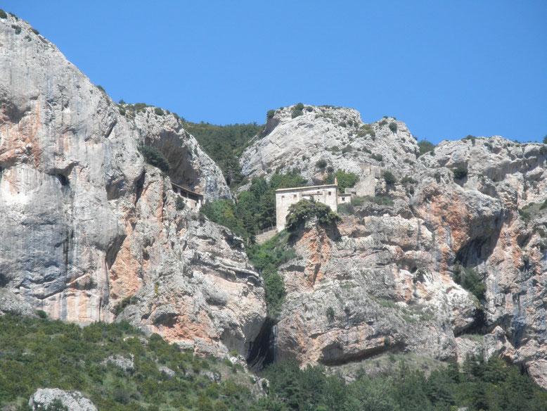Ermita de la Virgen de la Peña, Aniés.