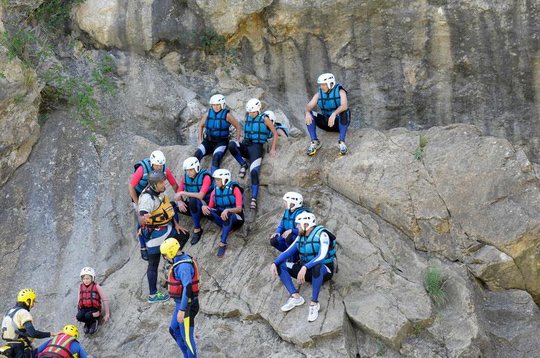 Deportes de aventura en la Hoya de Huesca