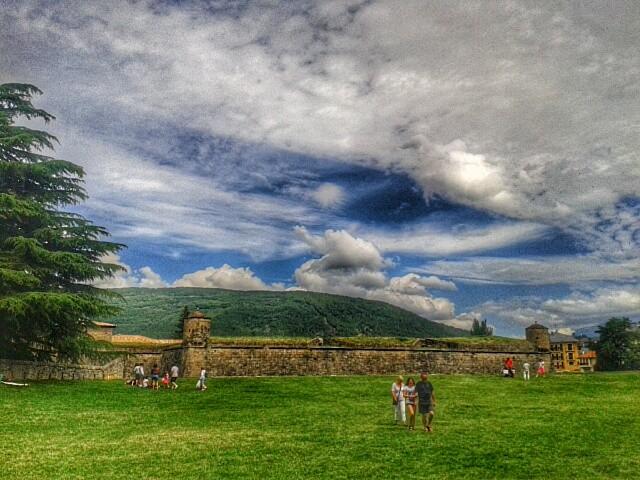 La Ciudadela de Jaca. Foto: DescubreHuesca.com