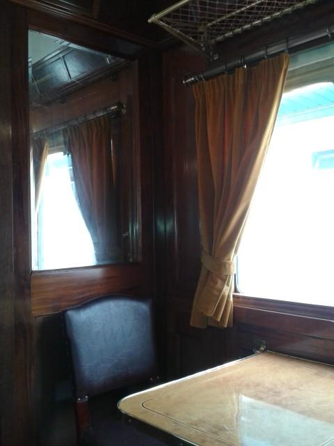 Interior coche Prestigio