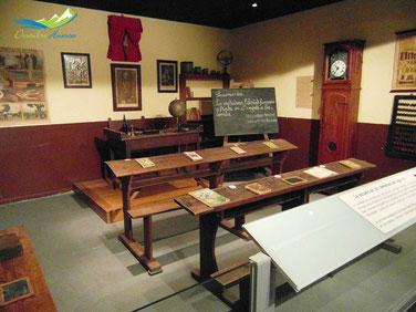 Museo pedagógico de Aragón, Huesca.