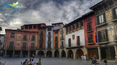 Plaza Mayor de Graus