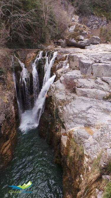 Cascadas de Aso