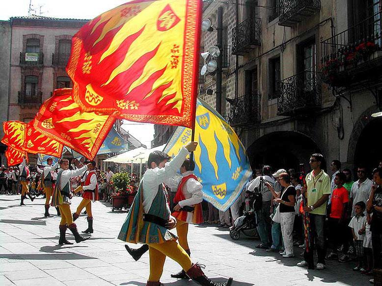 Festival Folklórico de los Pirineos Jaca