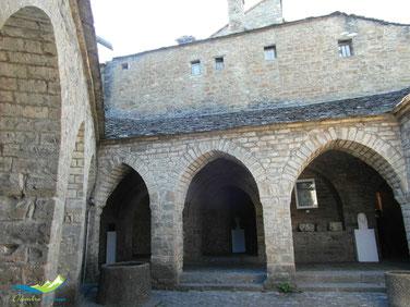 Iglesia de Ainsa