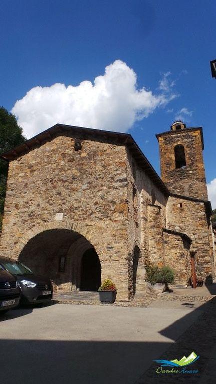 Iglesia Sahún