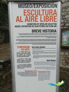 Museo aire libre Hecho