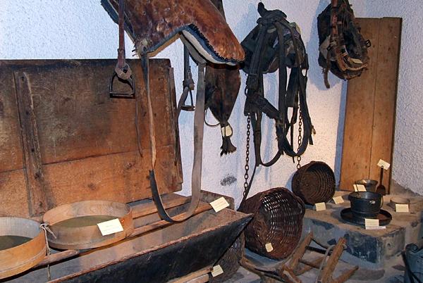 Museo Etnologico Casa Mazo Hecho.