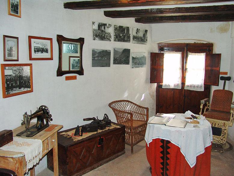 Museo etnológico San Juan de Plan
