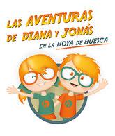 Aplicación  Las aventuras de Diana y Jonás