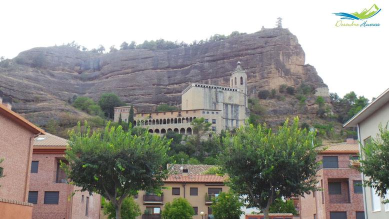 Basilica Virgen de la Peña Graus