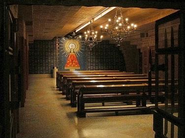 capilla del pilar torreciudad
