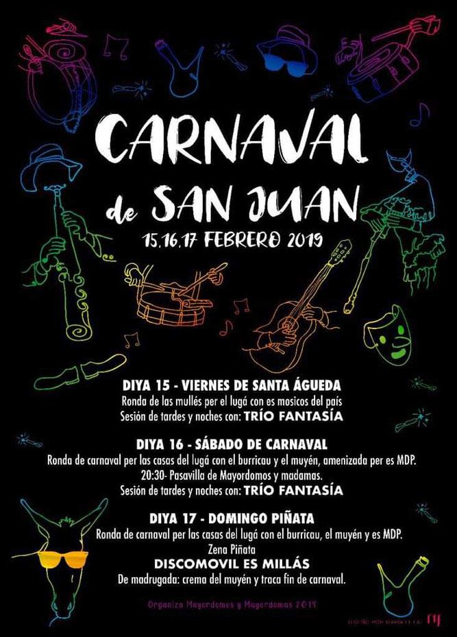 carnaval san juan de plan 2019
