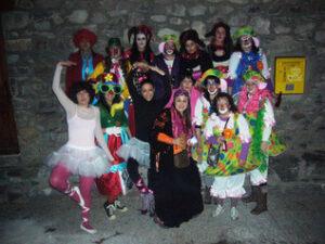 Carnavales en San Juan de Plan