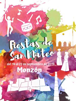 cartel fiestas monzon 2018