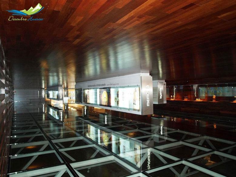 Centro de interpretación San Juan de de la Peña