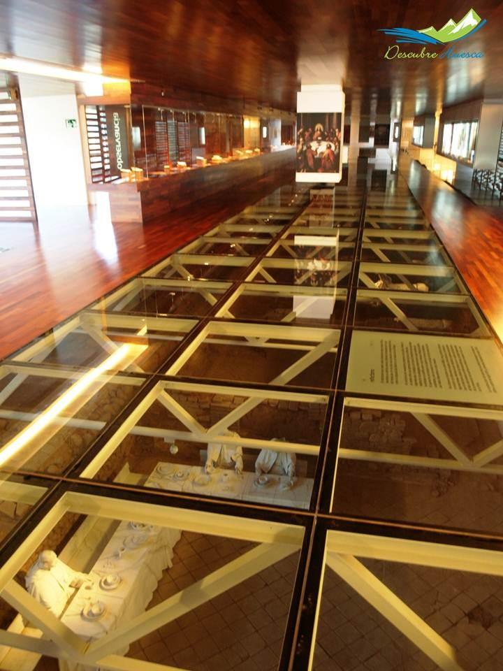 Centro de interpretacion Monasterio de San Juan e la Peña