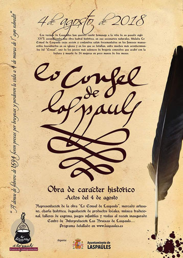 Consell de Laspaúles 2018