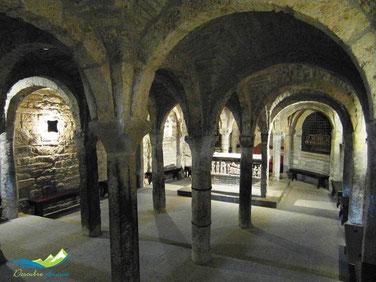 Cripta Catedral Roda de Isábena