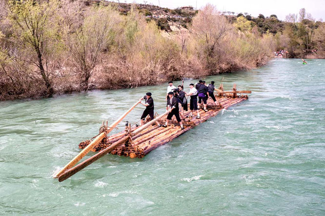 Descenso Nabatas Río Gállego