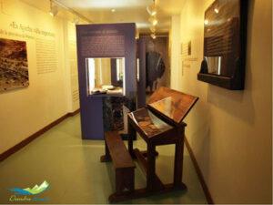 Centro de Interpretación Ramón y Cajal en Ayerbe