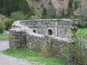 Puente y Ermita de San Nicolás de Bujaruelo