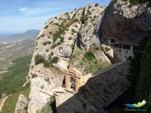 Ermita de laVirgen de laPeñadeAniés