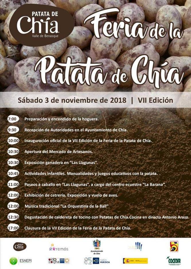 feria patata chia 2018