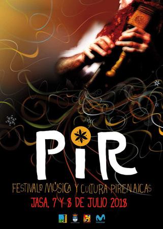 festival PIR Musica y culturas pirenaicas 2018