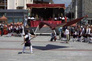 Fiestas de Santa Orosia y San Pedro, en Jaca