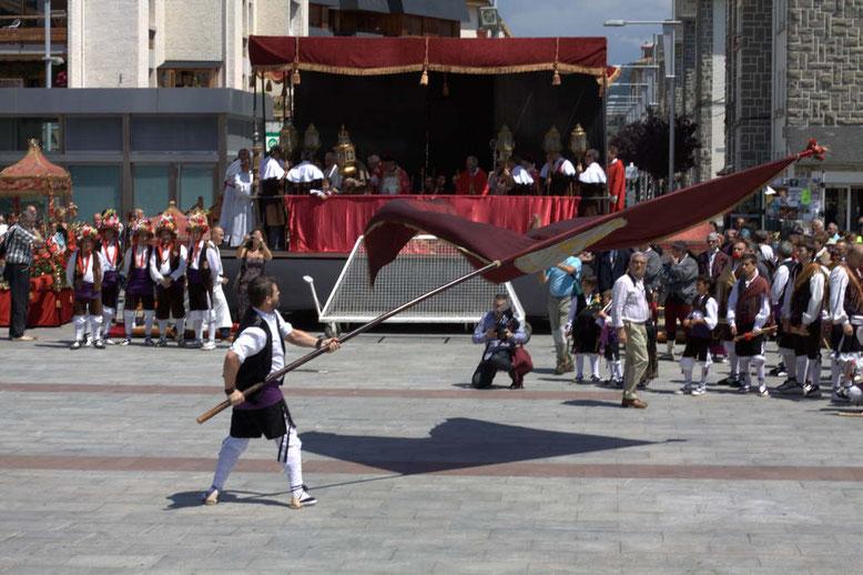 Fiestas de Santa Orosia y San Pedro Jaca