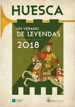 Huesca un verano de leyendas 2018