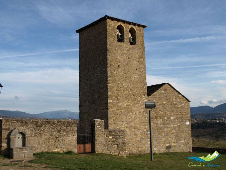 Iglesia de San Andrés en Asieso