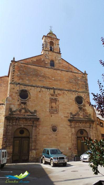 Iglesia de Benabarre