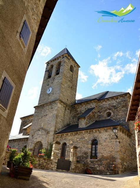 Iglesia de Lanuza.